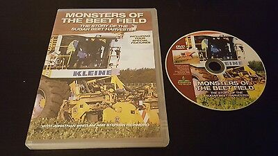 Monsters Of The Beet Field (DVD) story sugar harvester farm documentary