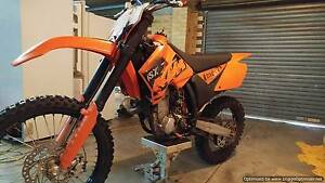 2007 KTM 250 SXF NEW ENGINE BRAND NEW!!!!!! Mount Lawley Stirling Area Preview
