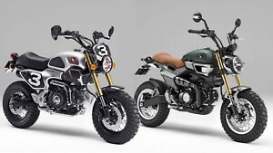 Looking for Honda Grom  -ISO -