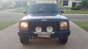 2001 Jeep Cherokee Wagon Idalia Townsville City Preview