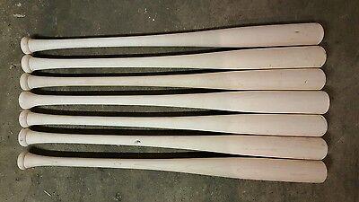 """Bat Flag Wood Baseball Bats 7 33"""" Maple Blem Bats"""