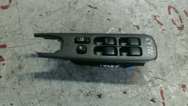 99 05 LEXUS IS 200 2.0 24V 4DR SALOON OSF WINDOW SWITCH REF CY701 #445