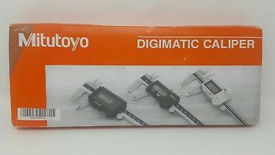 Mitutoyo 500-197-30 8 Absolute Digimatic Digital Caliper New Seal Authentic