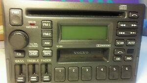 VOLVO V90  850 960 Radio Stereo Cassette CD Player SC-816