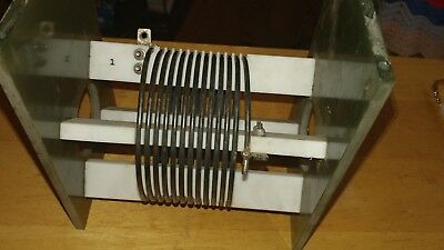 Inductor Coil Large Pre-owned
