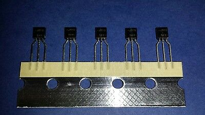 J310 N-Channel RF Amp JFET  On Tape ... Lot of 5 ......