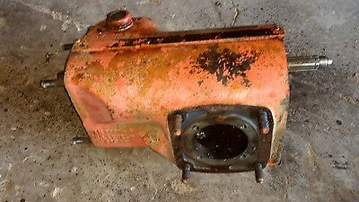 Allis Chalmers B Tractor Transmission Assembly Ac B Tranny Assembly Gear Shift
