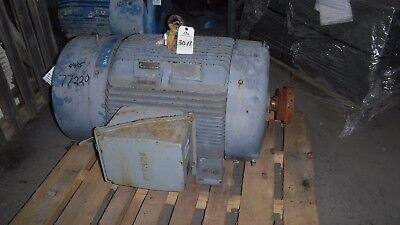 150 Hp Siemens Electric Motor 3600 Rpm 445ts Frame Tefc 460 V 1.15 S.f.