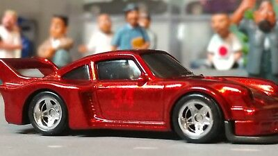 Hot Wheels Porsche 934.5 Custom