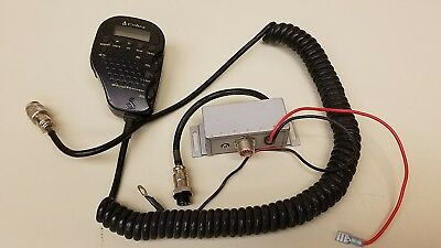 Cobra 75 wx st Compact CB Radio with AC 701 Remote Connector Box FREE S&H