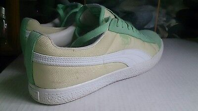 PUMA x UNDFTD Clyde Ballistic Green Ash/White UK9 US10 DS Rare Undefeated