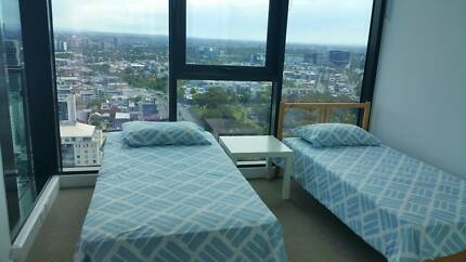 New CBD Apartment Female Twin Share @ Master room with Ensuite