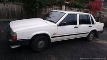 1986 Volvo 740 GLE Sedan, Excellent Condition Boronia Knox Area Preview
