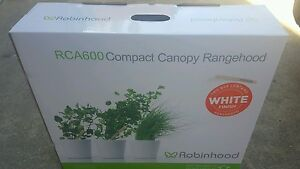 Robinhood 600mm Rangehood RCA600