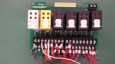 Electrovert Ssr Board Otpo 22 Pb24q Otpo 22 001542.1 Speedline Technologies