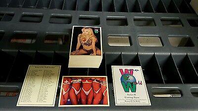 1994 Women of the World 100 Card Set