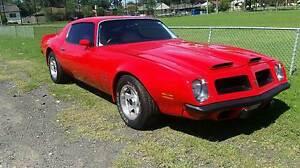 1974 PONTIAC FORMULA 400 RHD AMERICAN MUSCLE CAR Mount Druitt Blacktown Area Preview