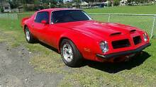 1974 PONTIAC FORMULA 400 RHD AMERICAN MUSCLE CAR Mount Druitt Blacktown Area Preview