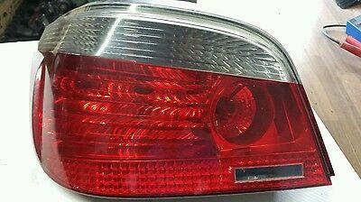 BMW E60 near side passenger rear light pre LCI 2003-2007 part number 15823703