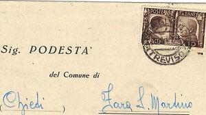 ITALIA-REGNO-STORIA-POSTALE-FRATELLANZA-D-039-ARMI-CENT-10-IN-PERFETTA-TARIFFA