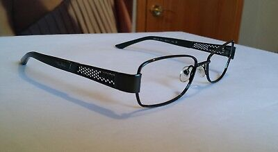 THIERRY MUGLER EYEGLASSES TM 9125 C11, (FRAME ONLY), GREEN, 52/17/130 MM, FRANCE