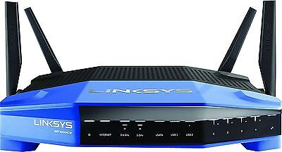 Linksys WRT3200ACM AC3200 MU-MIMO Wifi Router (Certified Refurbished)