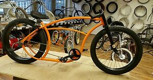 Beachcruiser custom  basman orange
