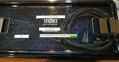 Karl Storz 11 13 French Resectoscope Set