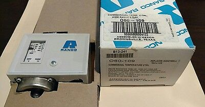 Ranco 060-109 Commercial Temperature Control New