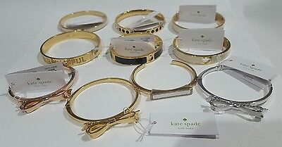 Kate Spade Bracelet's  New With Tags (:You Choose:)