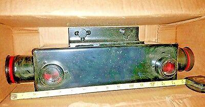 transmission oil cooler radiator heat exchanger Modine Monaco 12.5 x 4.5 x 4