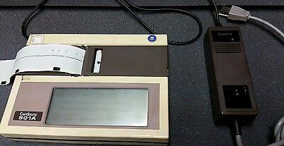 501a Fukuda Denshi Ekg Machine. Portable  U.s.a Seller.