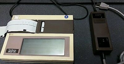 501a Fukuda Cardiosuny Ekg Machine. Portable  U.s.a Seller.