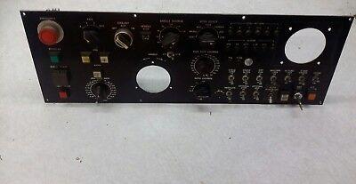 Tsugami Horizontal Milling Machine Control Panel Ma3.10p