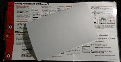 Omniscanner 2 Quick Start Guide Fluke Cable Certifier