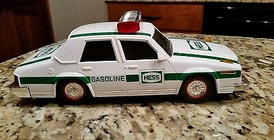 1993 Hess Truck Patrol Car (New In Box)