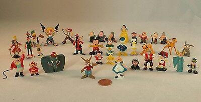 Marx Disney Disneykin Series 1 Complete Set of 34 Figures (Hand Painted - 1961)