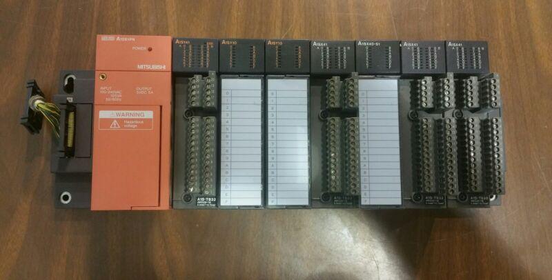 Mitsubishi Slot Rack Modules PLC Expansion #2181SR