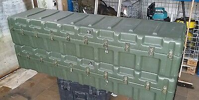 US Army Hardigg Military Case Transportbox Outdoor Camping