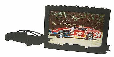 Modified Race Car Picture Frame 4x6 H Racing