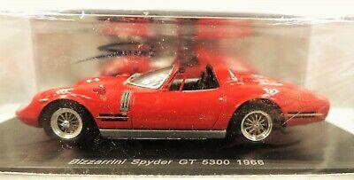 1:43rd Scale RESIN Spark Model 1966 Bizzarinni Spyder 5300#S0390  NIB DS-GB