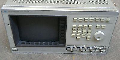 Agilent Hp 54110d Digitizing Oscilloscope 3x 54002a 1x 54003a
