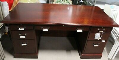New Beautiful Jsi-klem Group Solid Wood Cherry Office Desk High Quality
