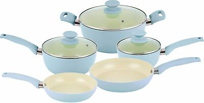 IKO 8-pc. Classic Collection Cookware Set One Size Light blue