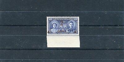 Kanada Newfoundland Mi.-Nr. 237 postfrisch Aufdruck 2c auf 5c - b6080