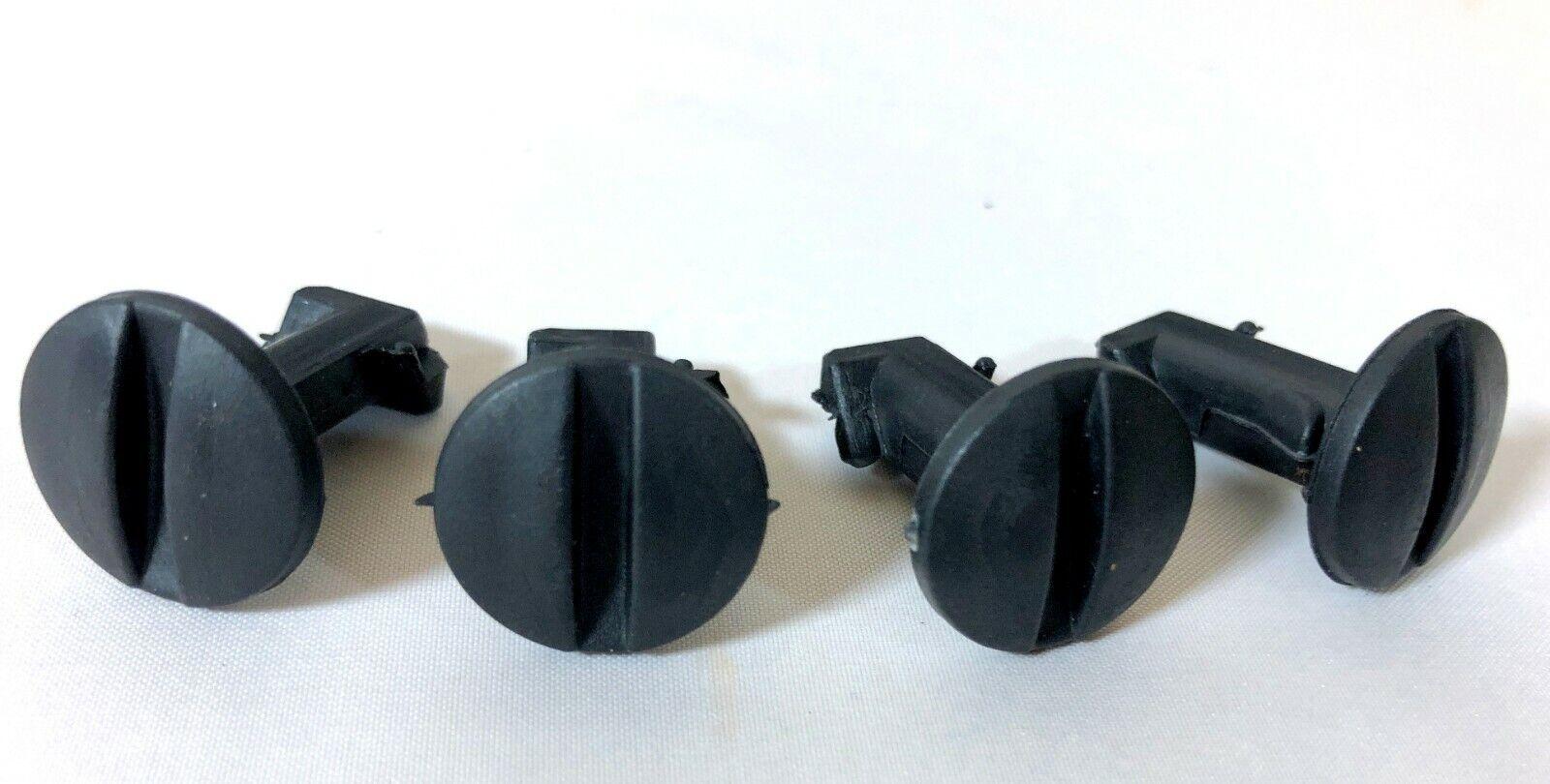 Pare-chocs arrière Twin Exhaust Trim en noir pour Discovery 5 HSE dynamique Style Insert