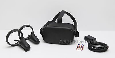 Oculus Quest 301-00171-01 All-in-one VR Gaming Headset – 128GB Black ISSUE