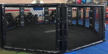 *****MMA Cage*****