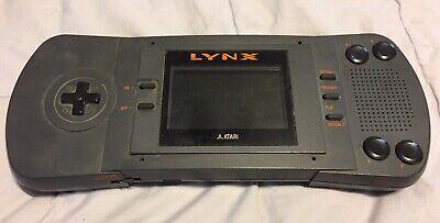 Atari Lynx 1 With 2 Games