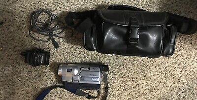 Sony DCR-TRV350 Digital8 HI8 8mm Video8 Camcorder Player Camera Video Transfer